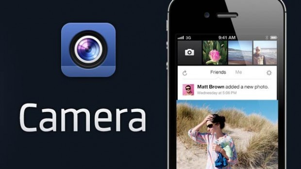 Read the features: Facebook Camera for iOS gets notification feed, album creation
