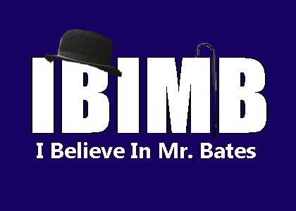 I Believe In Mr. Bates #FreeBates #DowntonAbbey