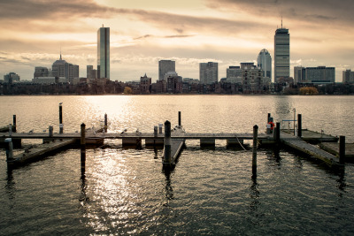 Boston, MA (by Sunset Noir)
