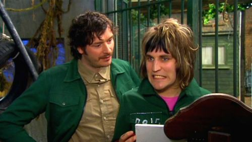 booshmore:  The Mighty Boosh - Mutants