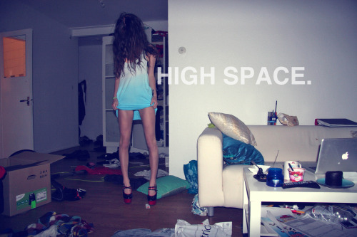 HIGH SPACE by BAMBI LEE.