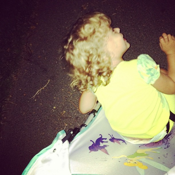Stroller hangs (Taken with Instagram)