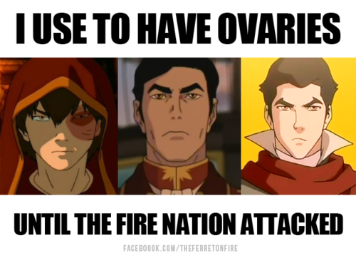 avatarkorrababe:  Um, yes. And somehow, I don't mind at all. <3
