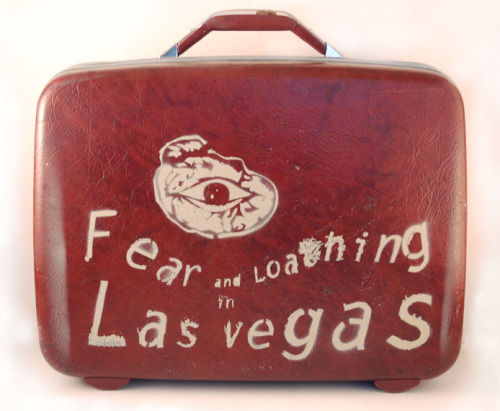 This Fear and Loathing board game looks cool yet complicated as well as highly medicated (via jrbaldw-in on around)