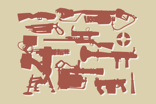 designbyash:  Choose your weapon!  http://society6.com/designbyash/Reliable-Excavation-Demolition_Print