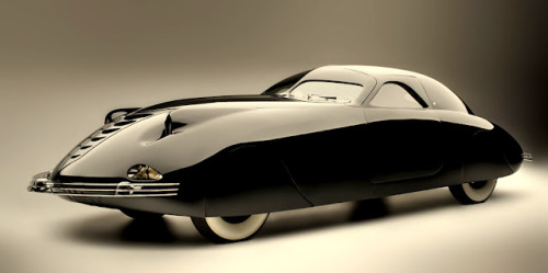 gregmelander:   PHANTOM CORSAIR  Wow take a look at the styling of this 1938 ride. via UKADAPTA