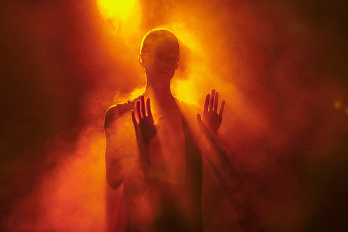 simonweaner:  firestarter (4) by Elizaveta Porodina  This has to be one of my favourite photographs.