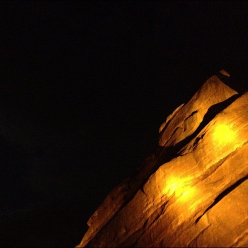 Dawes and Mumford & Sons   - unforgettable. (Taken with Instagram at Red Rocks Park & Amphitheatre)