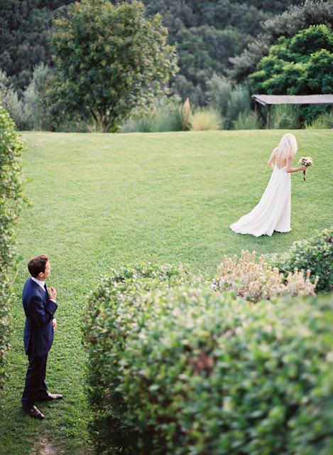 inspiration-guide:  Tuscan wedding | jose villa photography