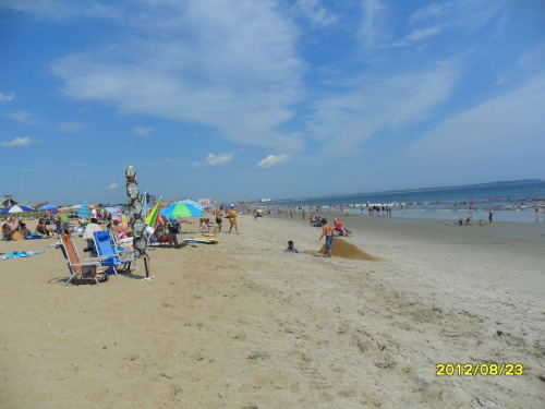 rules-are-made-to-be-br0ken:  old orchard beach <3