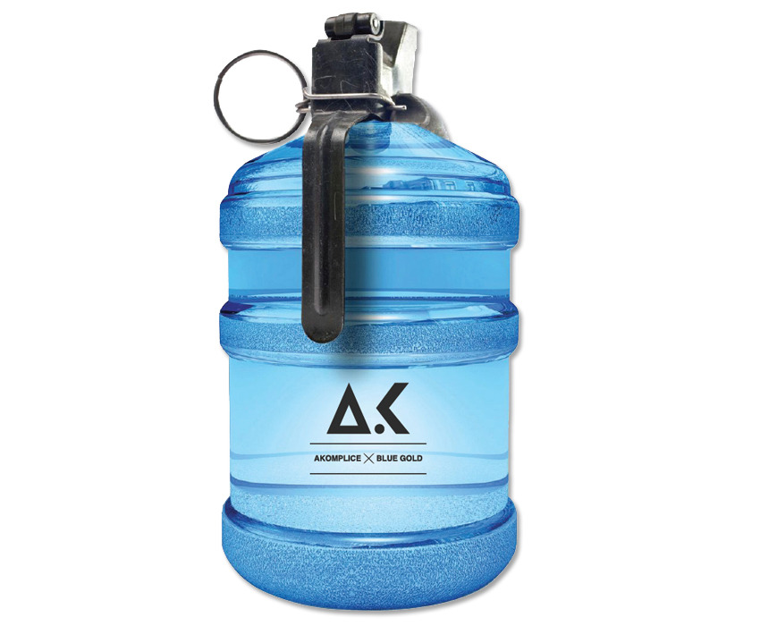 Akomplice x Blue Gold | The World Water Wars)