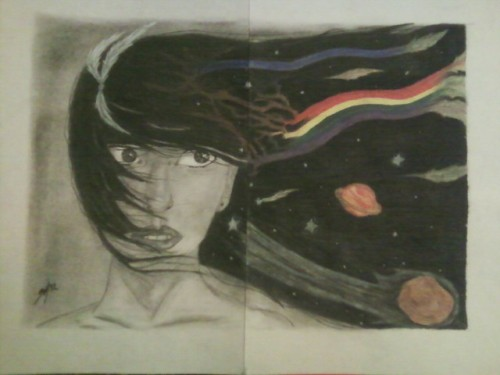 "My ""Masterpiece"" assignment for Adv. Drawing/Painting"