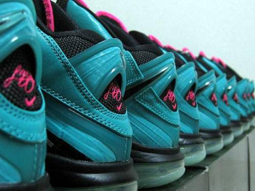 """Lebron 8 South Beach Edition"" #SwaggSociety"