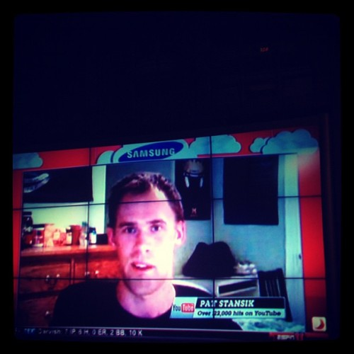 Look Ma, I'm on TV!