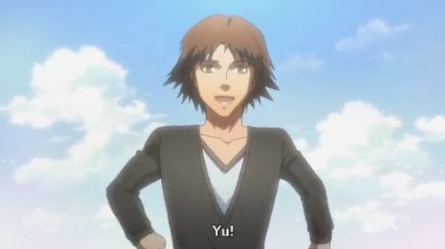 assdestruction:  a moment of silence for yosuke's arms please   whyyyyyyyyyy