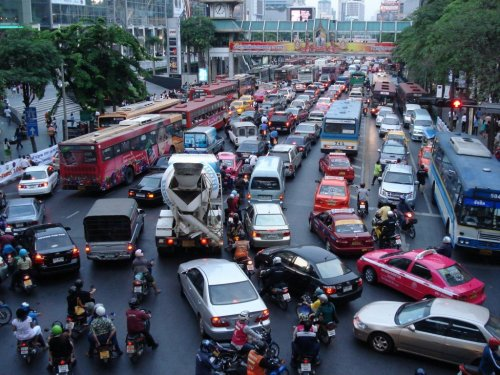 "It looks like Jakarta traffic just got slightly more tolerable. Now while you're huffing smog and watching congestion steal hours of your life, you can surf the web! Beginning in September, free WiFi will be available along some of the capital's major arteries.  In a piece by the Jakarta Globe, Jakarta governor Fauzi Bowo was quoted as saying ""This new WiFi network is being implemented to contribute to the development and advancement of Jakarta as a metropolitan city."" Social Irony's sixth sense is reporting from the future that the WiFi is buggy and works like most things in the city: kinda, sorta."