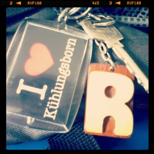 Key chains. (Taken with Instagram at Dap ayan)