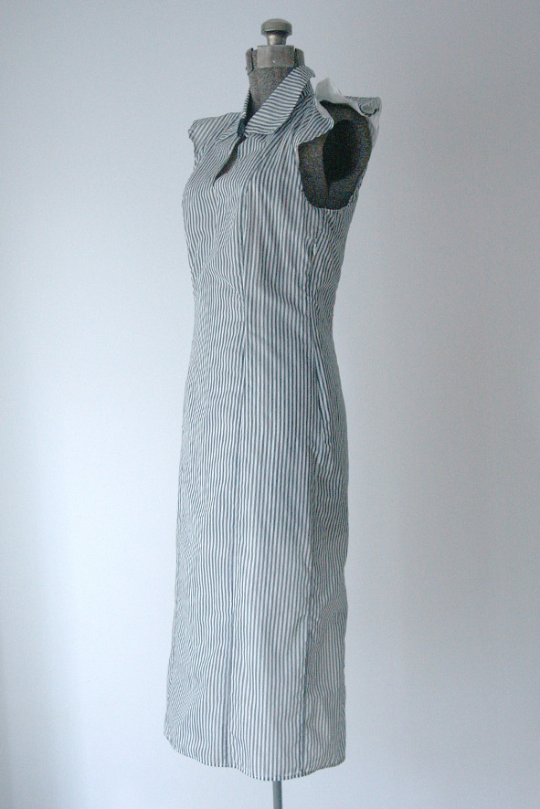 shirt dress • olivier theyskensUS $10.00