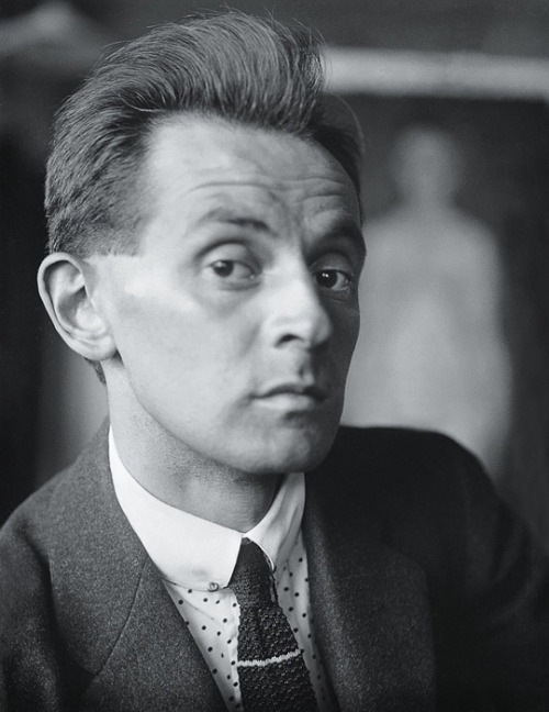 Egon Schiele, looking good, 1918 via angrywhistler