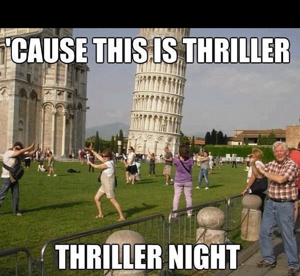 yep, thriller
