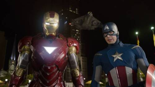 The Avengers da oggi in Blu-Ray e Dvd, due nuovi spot per celebrare l'evento (via The Avengers da oggi in Blu-Ray e Dvd, due nuovi spot per celebrare l'evento | Il blog di ScreenWeek.it)