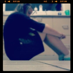 - don't mind the taps and shizz, i took it in my kitchen yo, (Taken with Instagram)
