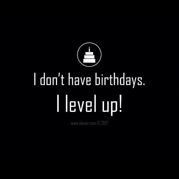 Level 25. 365,000 more xp to my next level #mybirthday #gamer #lvlup (Taken with Instagram)