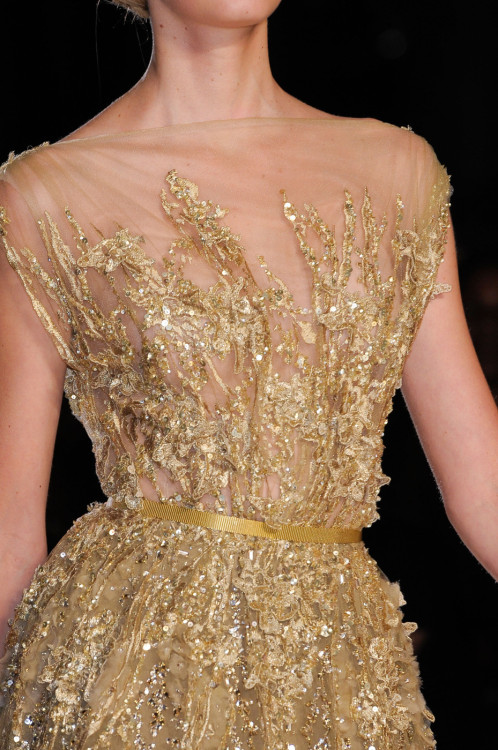 game-of-style:  Cersei Lannister - Elie Saab Haute Couture fall 2012