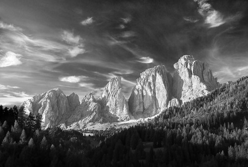 revelation of the dolomites by H o g n e on Flickr.monstrous giants