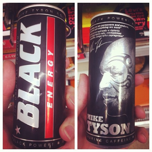 Black energy (Taken with Instagram)