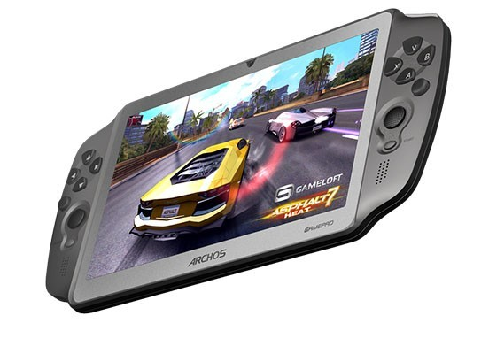Archos unveils 7-inch GamePad with physical controls, Ice Cream Sandwich for 'less than €150' Sarah Silbert, engadget.com Archos already has its hands in the kiddie-tablet mar­ket, with its 7-inch Arno­va Child Pad, and it's tak­ing on the productivity-minded crowd with its keyboard-toting 101 XS. Now the com­pa­ny is going after anoth­er niche seg­ment with the…