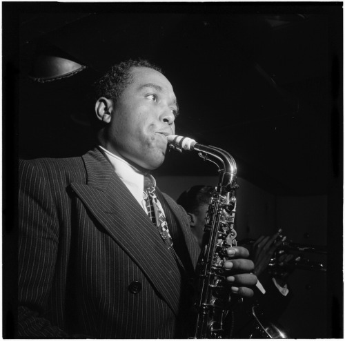 Here's to you, Charlie Parker!  In honor of his birthday, check out this documentary about the jazz legend. (Source:nprmusic)