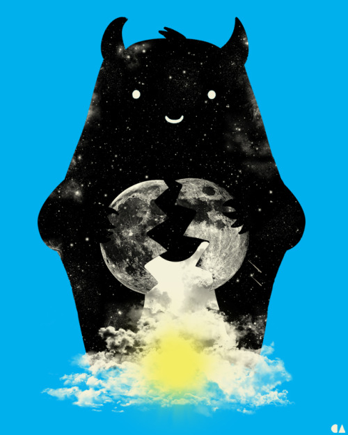 "coyotealert:  ""Mr. Daybreak"" Up for voting to become a shirt at Threadless"