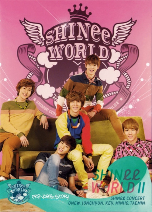 minstal-facebook:   SHINee Concert SHINee World 2 Trading Card. credit : hagroup