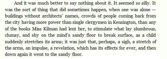 Virginia Woolf, Mrs Dalloway.
