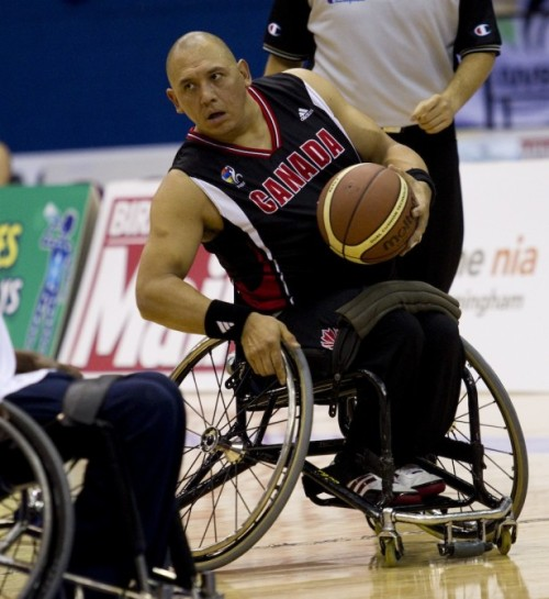 Wheelchair Basketball Star Richard Peter Takes on His Last Paralympics - ICTMN.com)