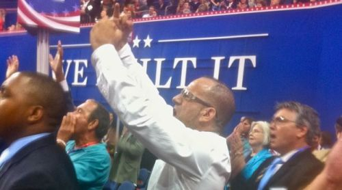 """Fuck You, Tyrants!"": Ron Paul Supporters Rebel on the Convention Floor Has to be read to be believed."