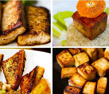 fuckskinnyletsgetfit:  Tofu Lovefest -  7 simple sassy recipes
