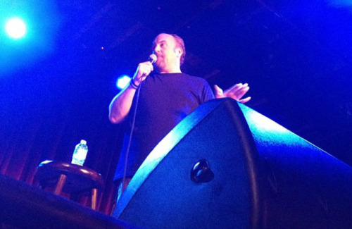 Louis C.K. Workshopped New Material At A Last-Minute Show In Brooklyn, Added Impressions To His Repertoire