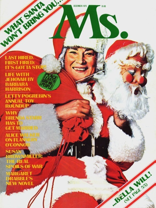 Ms., December 1975On the cover: Bella Abzug