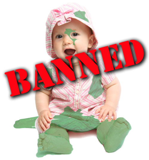 Why would anyone ban a baby covered in cytoplasm? Multiple outlets are reporting Fake Science 101 has been banned in Houston. They include the Houston Press, Gawker, and the Huffington Post. Please, help us ban the ban. For the babies.