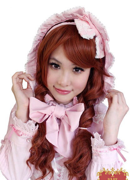 Little pink riding hood <3 Outfit by Baby, the stars shine bright!