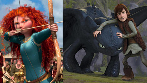 Pixar vs DreamWorks: The Debate Brave is at the top of the box office charts, but has Pixar lost its way artistically?