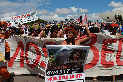"Brazilian Supreme Court caves to executive pressure, overturns Belo Monte Dam suspension  August 29, 2012 The Brazilian Supreme Court has overturned the suspension of the Belo Monte Dam, caving to pressure from President Dilma Rousseff's administration without giving appropriate consideration to indigenous rights implications of the case, human rights groups said today. The case illustrates the Brazilian judiciary's alarming lack of independence, when powerful interests are at stake. On August 27th the Chief Justice of the Brazilian Supreme Court Carlos Ayres Britto unilaterally overturned an August 14th ruling by a regional federal court (TRF-1) to suspend construction of the controversial Belo Monte Dam. The suspension was based on illegalities in the 2005 congressional authorization of the project due to the absence of prior consultations with affected indigenous peoples, as required by the federal constitution and ILO Convention 169.  ""This unfortunate decision doesn't invalidate the TRF1's judgment that the project is unconstitutional,"" said Atossa Soltani, Executive Director of Amazon Watch. ""This is a failure of the judiciary to stand up to entrenched interests and the power of a politically motivated executive branch that wants the Belo Monte Dam to move forward at all costs."" The Federal Public Prosecutor's Office is expected to appeal Britto's decision and demand a review by the full Supreme Court. Yesterday's decision was not a judgment of the merits of the case and the Supreme Court may still uphold the historic decision that suspended this highly controversial Amazon dam project two weeks ago. ""This suspension was based on an instrument dating back to the time of the dictatorship and is still used in Brazil. We've had favorable decisions on many of our legal actions, but they can end up suspended by such measures"" said Felicio Pontes Jr., a federal public prosecutor in the state of Pará and one of the authors of the lawsuit filed in 2006 that questions Congressional authorization of Belo Monte in the absence of prior consultations with indigenous peoples. Justice Britto was reported to have received multiple Ministers and other government representatives in recent days who argued against the suspension of Belo Monte and long overdue consultations with indigenous peoples. Despite repeated requests, he was unwilling to meet with representatives of indigenous communities affected by the project, prior to issuing his decision on Monday. ""This case is emblematic of a seriously flawed legal system, where bureaucracy and political interventions allow for systematic violations of human rights and environmental law,"" said Brent Millikan, Amazon Program Director at International Rivers. ""There is an urgent need to judge the merits of over a dozen lawsuits against Belo Monte that are still awaiting their day in court."" Source"