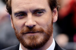 acollectionofwellbehavedbeards:  michael fassbender (via I Need My Fix)