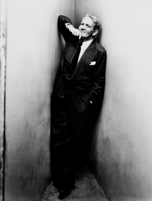 Spencer Tracy by Irving Penn