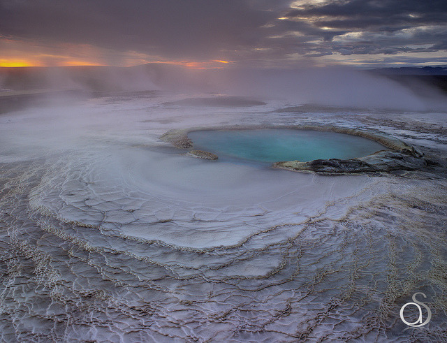 Geothermal Colours by antonyspencer on Flickr.