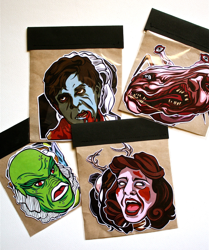 All sticker packs have been re-listed in my etsy shop! Click through to take a look.