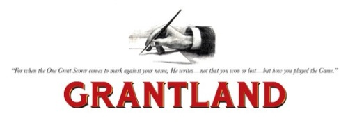 "shanemorris:  So, I was just asked to write for Grantland, ESPN's subsidiary ""thinking man's site"" by Bill Simmons. I'll be writing in a new fantasy football section, doing two posts a week. I'm so stoked right now, I don't even have words. This is probably like, the coolest thing to ever happen to me - sports-wise at least.  Friend-of-sportspage shanemorris is writing fantasy for Grantland this year. I'll link to his articles when they post, you should all read them and give our colleagues some love. Congrats!"