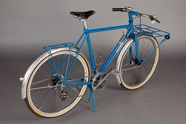 Such a sweet Pereira Cycles creation on CycleEXIF today. Feast your eyes.
